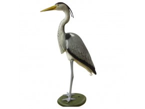 decoy heron